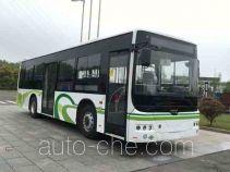 南车时代牌TEG6106EHEVN07型混合动力城市客车