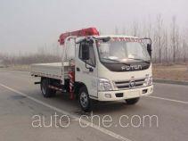 Gusui TGH5040JSQ truck mounted loader crane