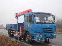 Gusui TGH5160JSQ truck mounted loader crane