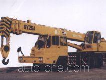 Tiexiang  QY25A TGZ5281JQZQY25A truck crane
