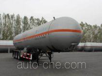 Huanghai THH9400GYQB liquefied gas tank trailer