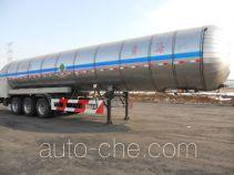 Huanghai THH9400GYU carbon dioxide transport tank trailer