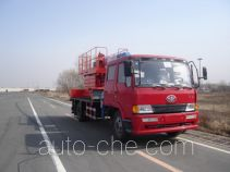 THpetro Tongshi THS5110TJX pumping units repair and maintenance truck