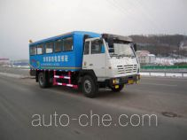 THpetro Tongshi THS5130TJD3 electric heating plant truck