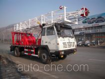 THpetro Tongshi THS5160TXJ4 well-workover rig truck