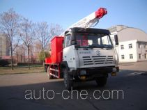THpetro Tongshi THS5161TCY4H well servicing rig (workover unit) truck