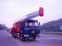 THpetro Tongshi THS5190TCY3 самоходный станок-качалка на базе автомобиля