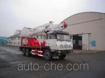 THpetro Tongshi THS5190TXJ4 well-workover rig truck