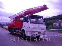 THpetro Tongshi THS5200TCY3 самоходный станок-качалка на базе автомобиля