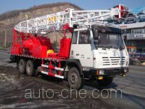 THpetro Tongshi THS5220TXJ4 well-workover rig truck