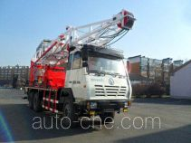 THpetro Tongshi THS5221TXJ4 well-workover rig truck
