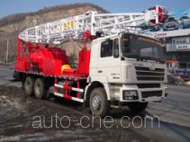 THpetro Tongshi THS5230TXJ4 well-workover rig truck
