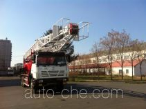 THpetro Tongshi THS5240TXJ4 well-workover rig truck