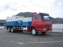 通石牌THS5250TCS型冲砂液处理车