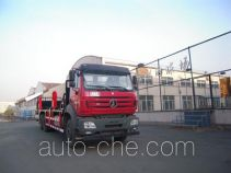 THpetro Tongshi THS5250TXG5 integrated pole setting truck