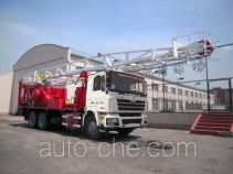 THpetro Tongshi THS5252TXJ4 well-workover rig truck