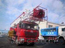 THpetro Tongshi THS5253TXJ4 well-workover rig truck