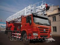 THpetro Tongshi THS5254TXJ4 well-workover rig truck