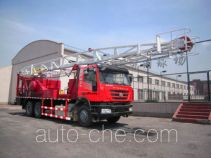 THpetro Tongshi THS5255TXJ4 well-workover rig truck