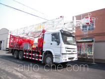 THpetro Tongshi THS5270TXJ4 well-workover rig truck