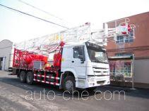THpetro Tongshi THS5270TXJ4 агрегат подъемный капитального ремонта скважины (АПРС)