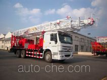 THpetro Tongshi THS5283TXJ4 well-workover rig truck