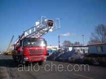 THpetro Tongshi THS5310TXJ4 well-workover rig truck