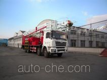 THpetro Tongshi THS5312TXJ4 well-workover rig truck