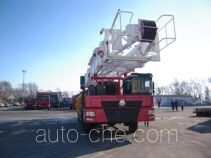 THpetro Tongshi THS5340TXJ40 well-workover rig truck