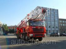 THpetro Tongshi THS5370TXJ4 well-workover rig truck