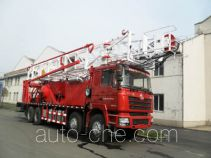 THpetro Tongshi THS5380TXJ4 well-workover rig truck