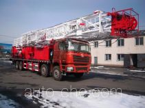 THpetro Tongshi THS5381TXJ4 well-workover rig truck