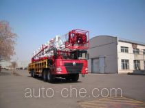 THpetro Tongshi THS5431TXJ5 well-workover rig truck