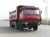 CIMC Tonghua THT3310SX01 dump truck