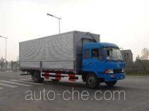 CIMC Tonghua THT5140XYK автофургон с подъемными бортами (фургон-бабочка)