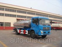 CIMC Tonghua THT5160GNYDF milk tank truck