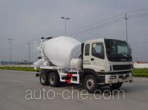 CIMC Tonghua THT5251GJB concrete mixer truck
