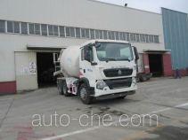 CIMC Tonghua THT5256GJB11B concrete mixer truck