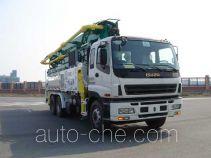 CIMC Tonghua THT5280THB concrete pump truck