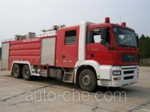 CIMC Tonghua THT5300GXFPM130 foam fire engine