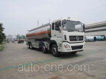 CIMC Tonghua THT5311GYYDF aluminium oil tank truck