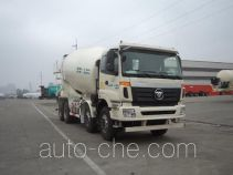 CIMC Tonghua THT5315GJB11B concrete mixer truck