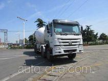 CIMC Tonghua THT5316GJB11A concrete mixer truck