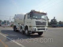 CIMC Tonghua THT5317GJB11A concrete mixer truck