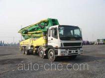 CIMC Tonghua THT5390THB concrete pump truck