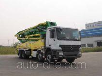 CIMC Tonghua THT5391THB concrete pump truck