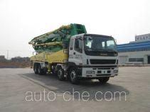 CIMC Tonghua THT5400THB concrete pump truck
