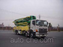 CIMC Tonghua THT5401THB concrete pump truck