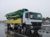CIMC Tonghua THT5410THB concrete pump truck