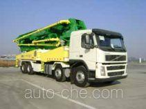 CIMC Tonghua THT5411THB concrete pump truck